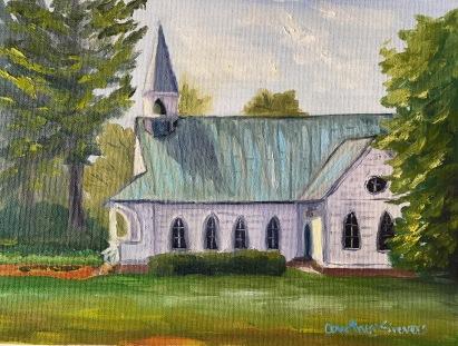 Confederate Memorial Chapel, SOLD