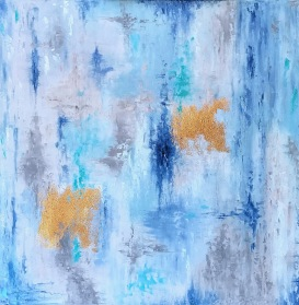 Helen's Abstract, SOLD